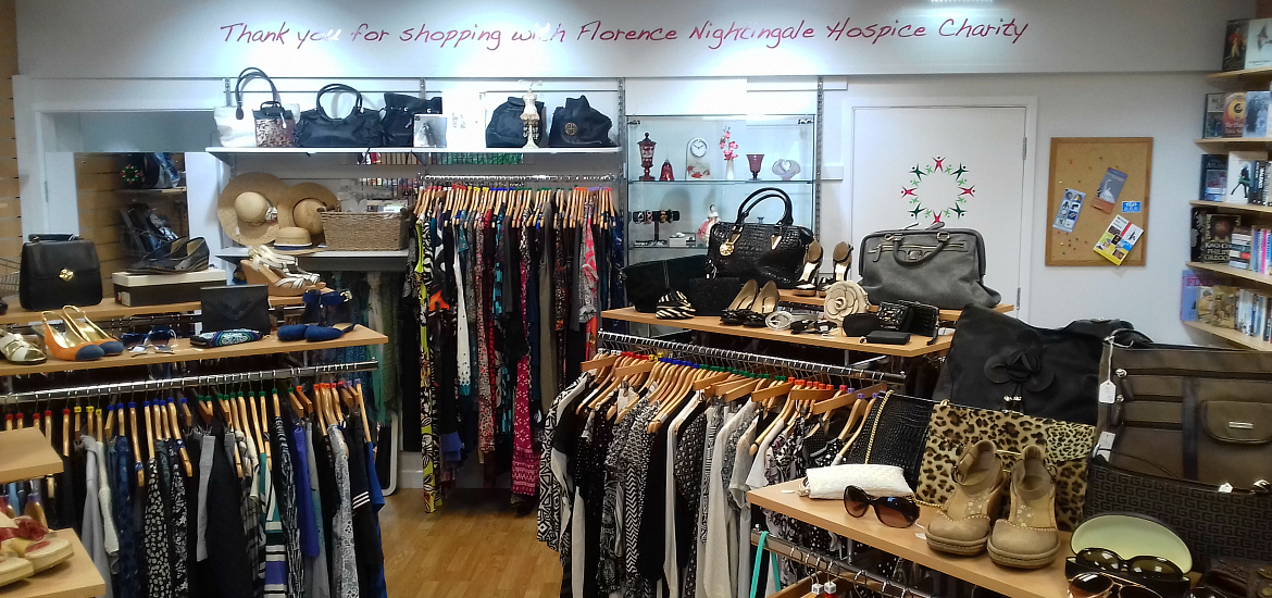 c0f594a8 Chinnor Shop | Florence Nightingale Hospice Charity