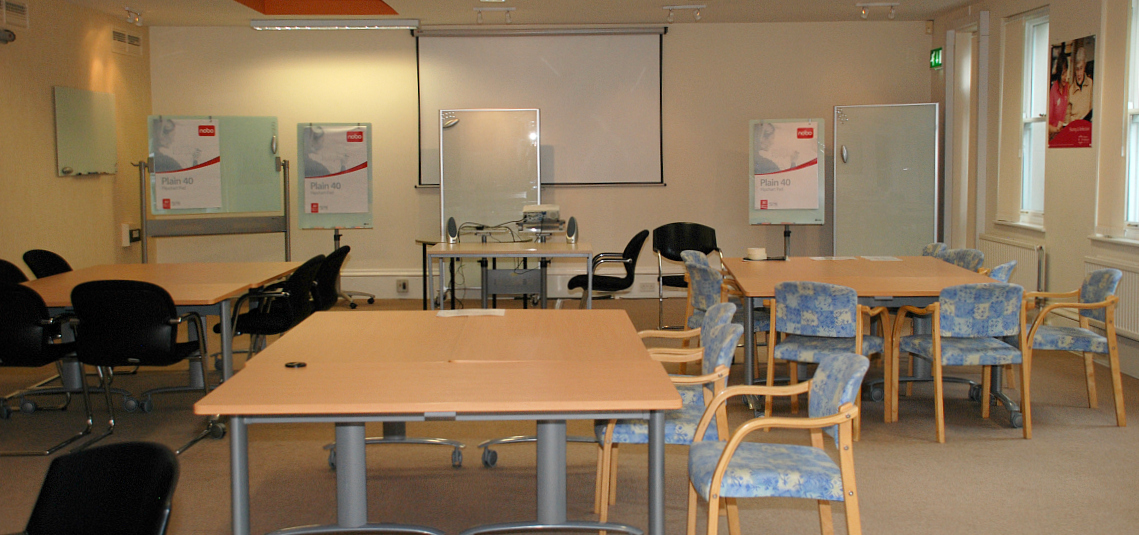 The Education Suite at Walton Lodge provides Conference and training facilities in central Aylesbury