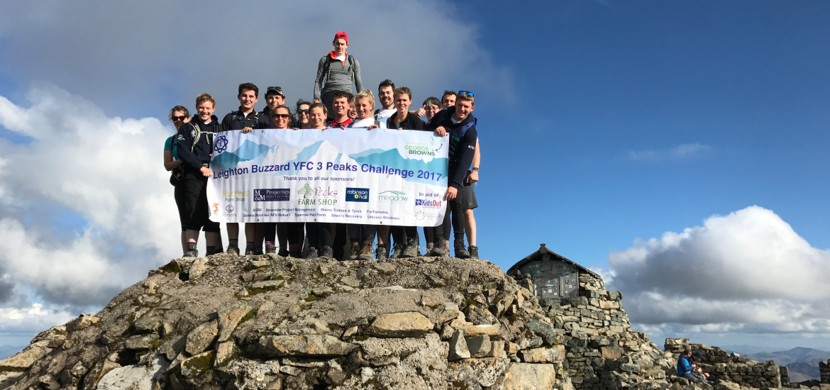 Team and Corporate Charity Challenges